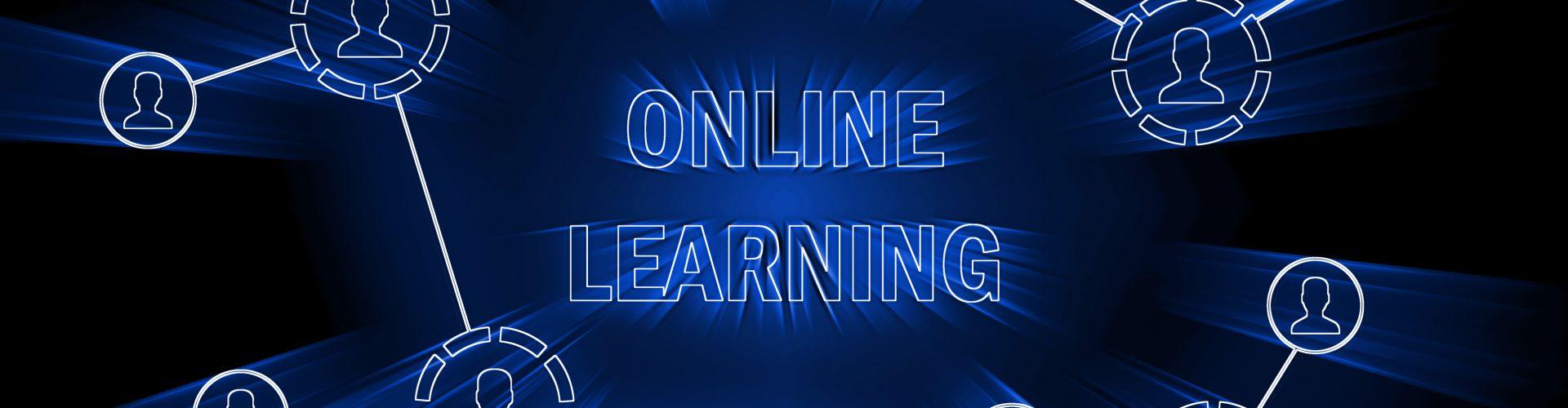 Online learning webinar e-learning
