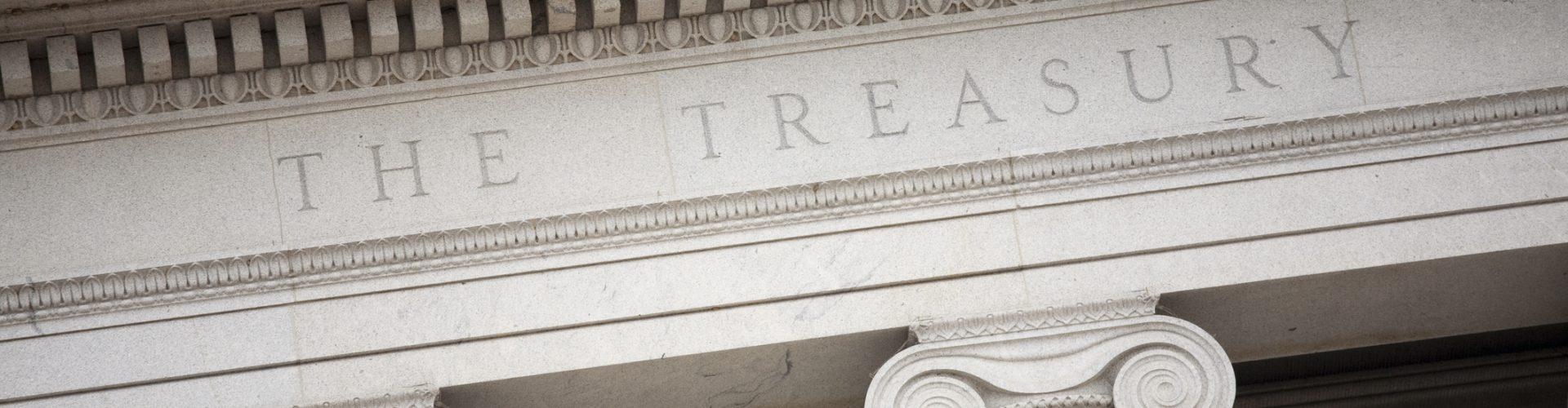 US Treasury Building. Washington DC. Check out my