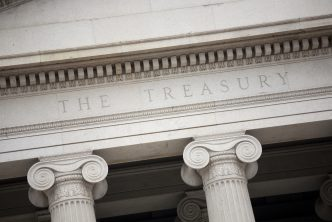 US Treasury Building. Washington DC. Check out my