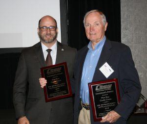 wallace receives president's award