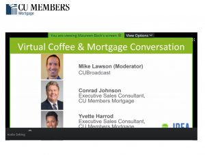 Idea institute mortgage screen shot